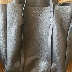 Authentic Balenciaga tote leather bag
